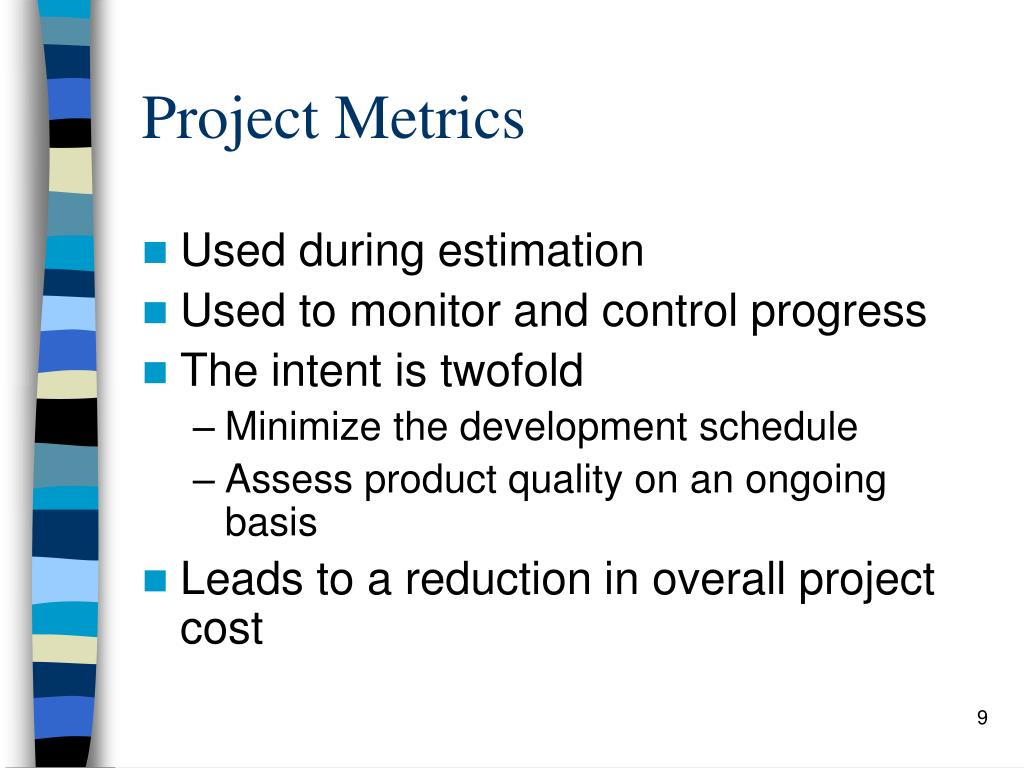 Project Metrics