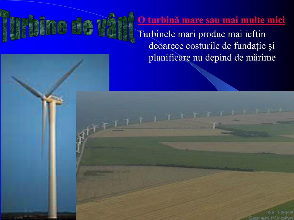 Turbine de vânt