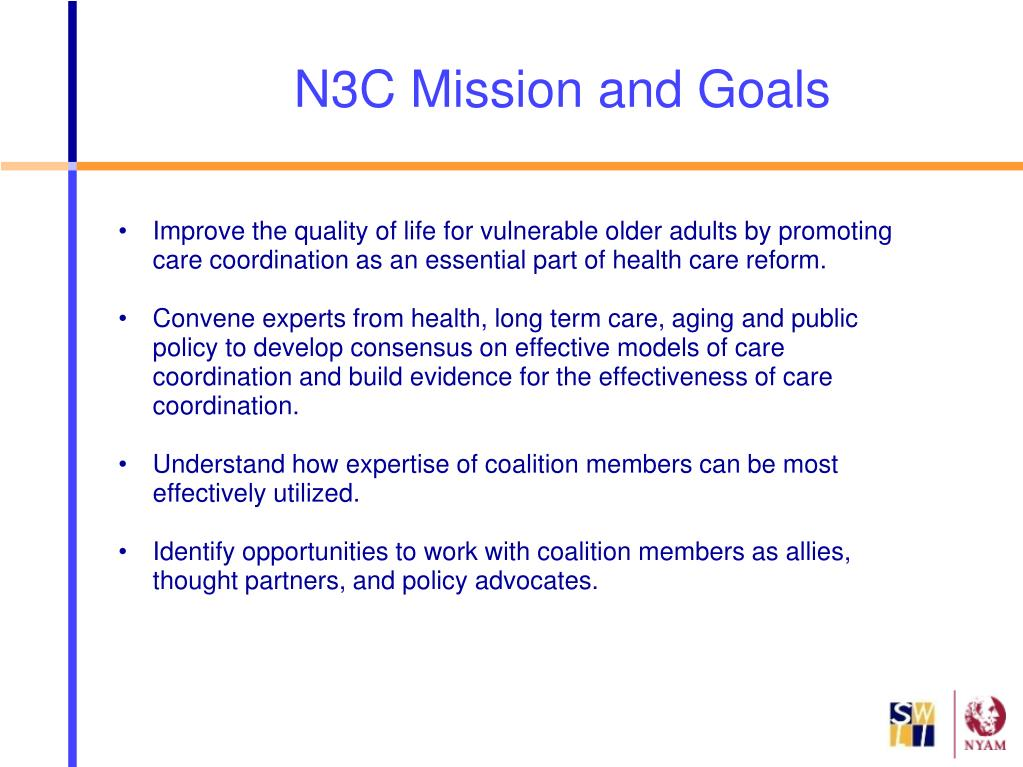 N3C Mission and Goals