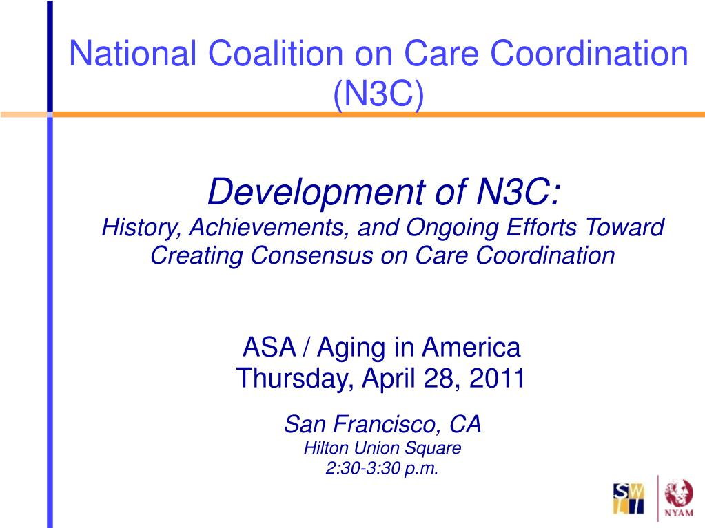 Development of N3C: