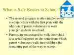 what is safe routes to school4