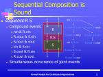 sequential composition is sound