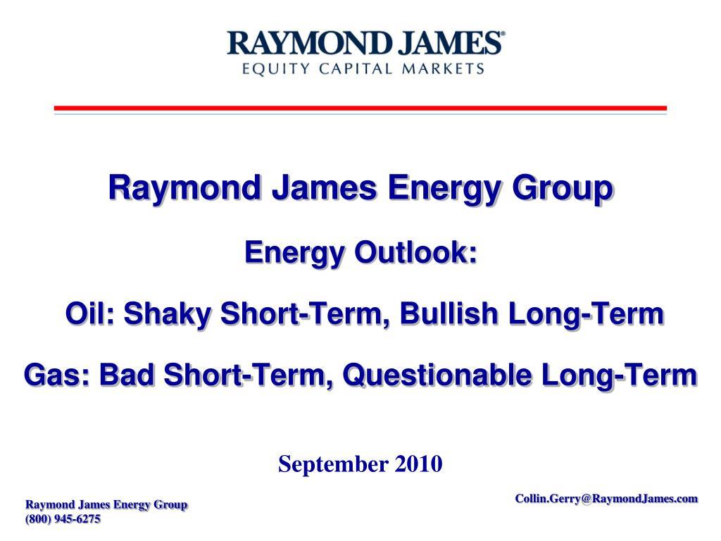 Raymond James Energy Group
