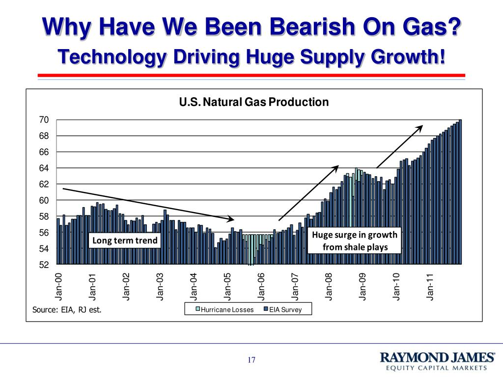 Why Have We Been Bearish On Gas?