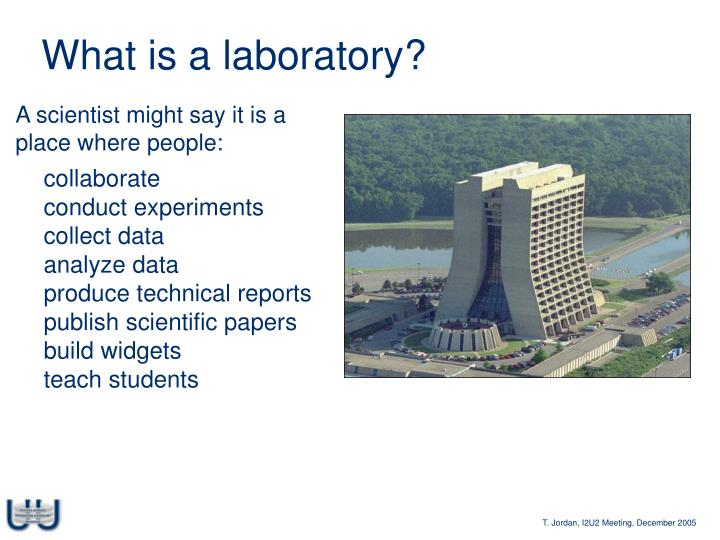 What is a laboratory