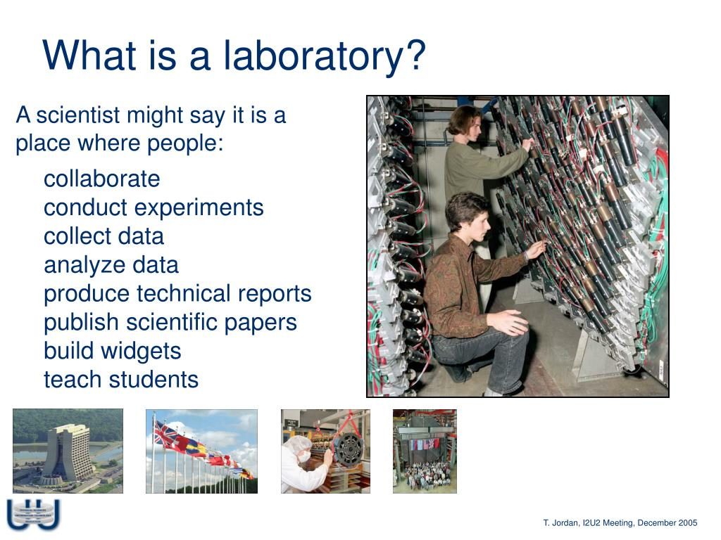What is a laboratory?