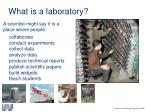 what is a laboratory6