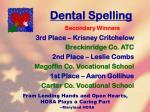 dental spelling7