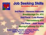 job seeking skills60