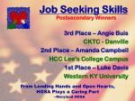 job seeking skills61