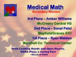 medical math18