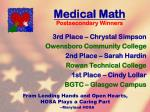 medical math19