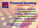 prepared speaking65