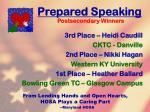 prepared speaking66