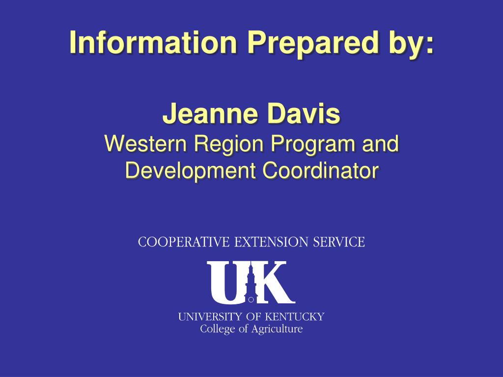 Jeanne Davis