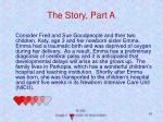 the story part a