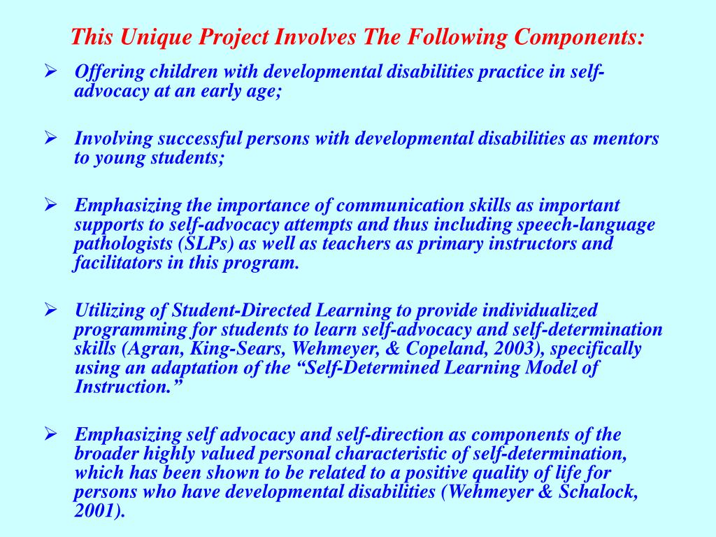 This Unique Project Involves The Following Components: