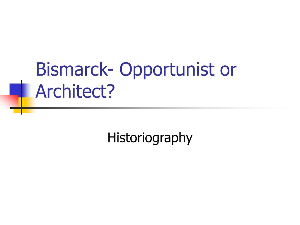 did bismarck really plan the unification Educational travel lesson plans how did bismarck and prussia students read the primary sources and articles on german unification under otto von bismarck.