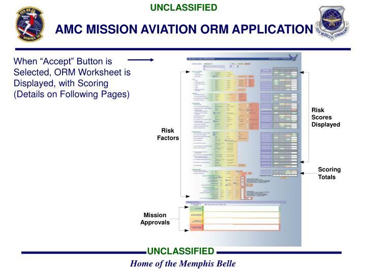 CAP Aviation ORM Worksheet | Apps | 148Apps