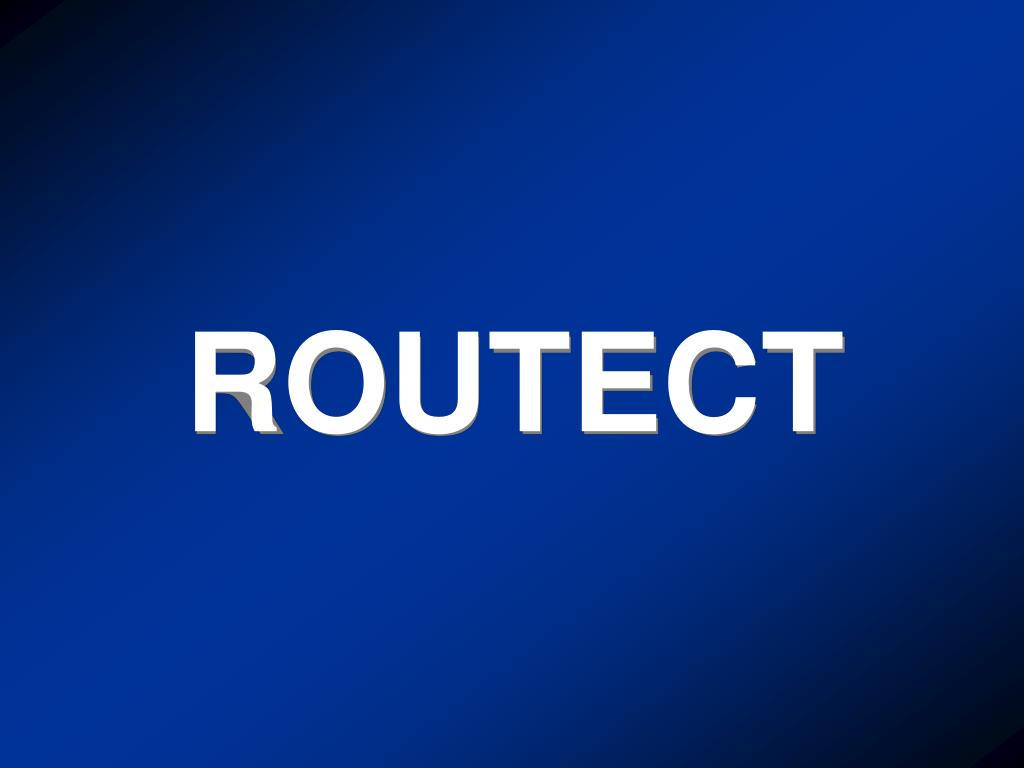 ROUTECT