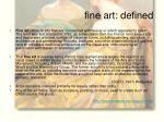 fine art defined
