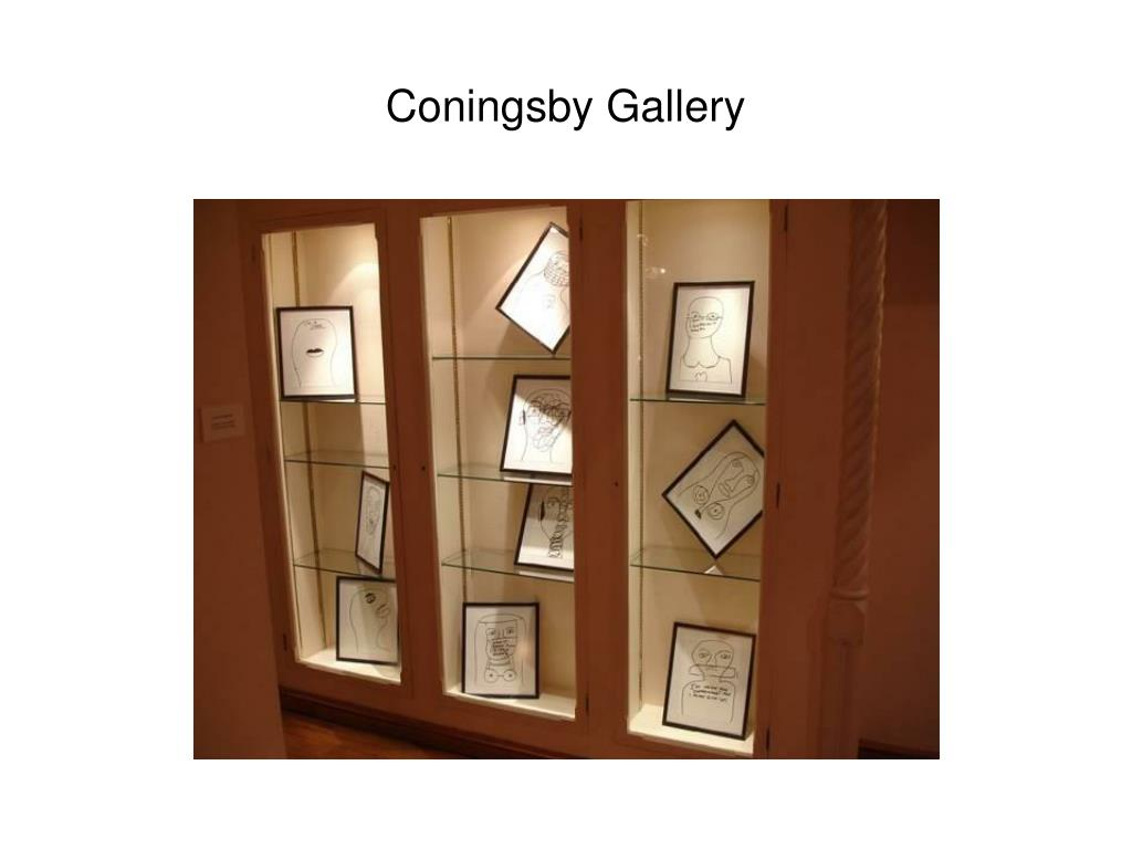 Coningsby Gallery