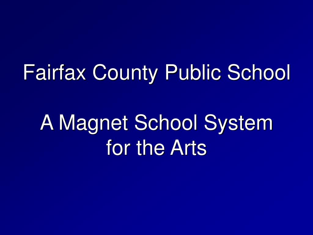 Fairfax County Public School