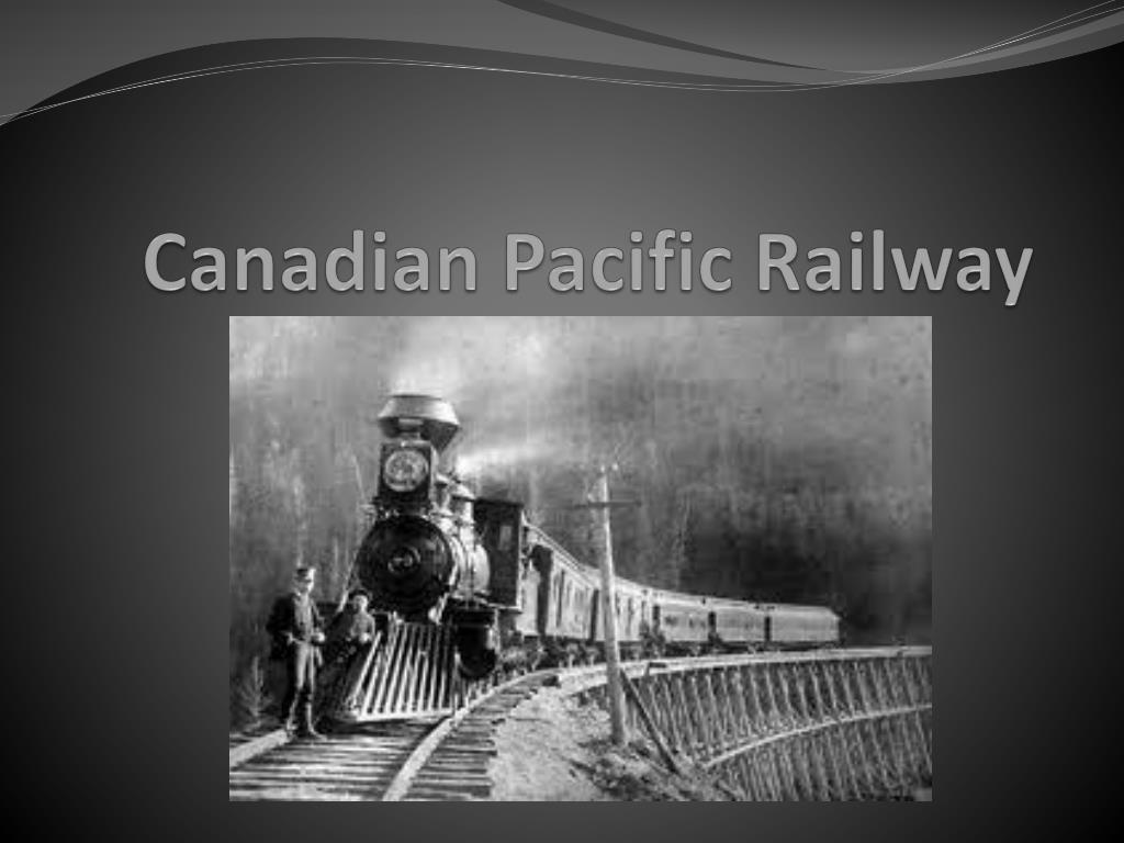 canadian pacific railway l.