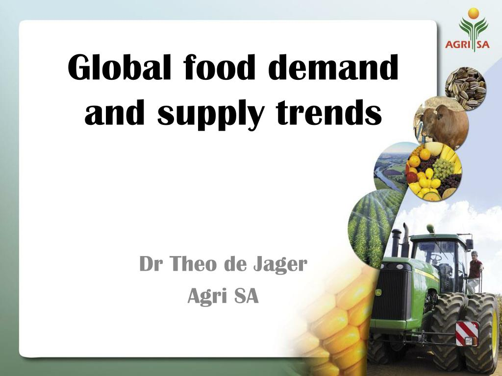 PPT - Global food demand and supply trends PowerPoint Presentation
