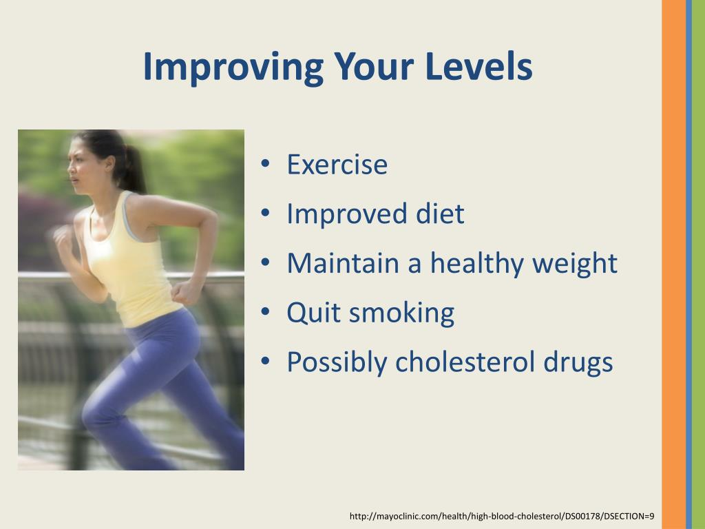 Improving Your Levels