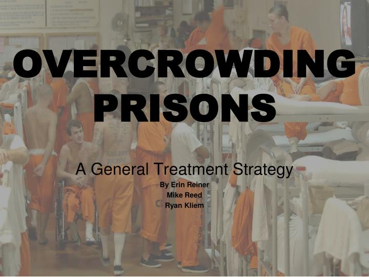 overcrowding prisons Watch video  the obama administration last year announced it would phase out privately-run prisons, citing little benefits to public safety and higher rates of assault and violence on the inside.