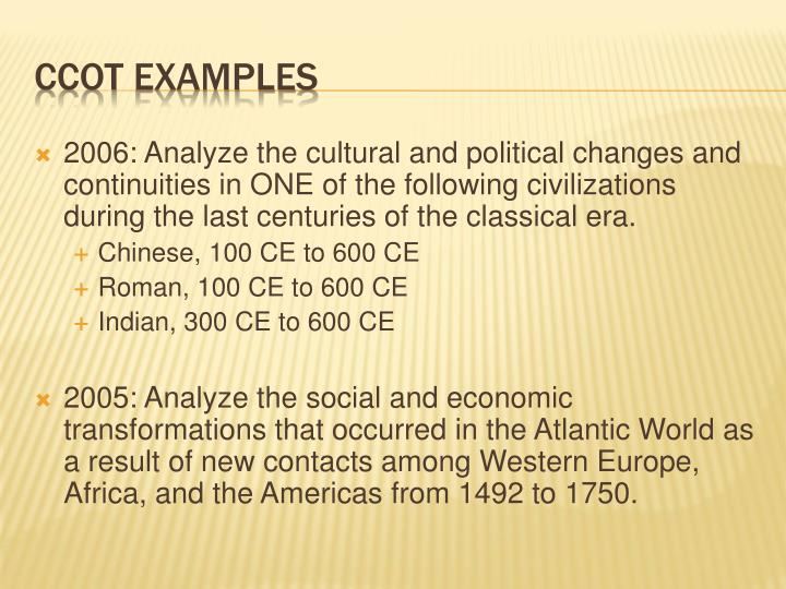 roman civilization 100 to 600 c.e. essay After the fall of the roman empire in 476 ce,  between 600 and 1750, the roman catholic church continued to play a   ap world history author:.