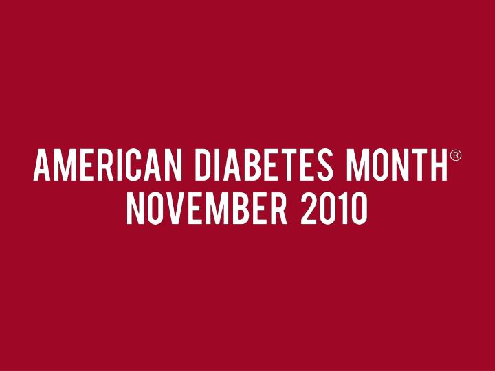 an american epidemic diabetes Coming epidemic of type 2 diabetes in young adults date: july 12, 2008 source: university of michigan health system summary: how will the epidemic of childhood obesity today affect the future health of americans.
