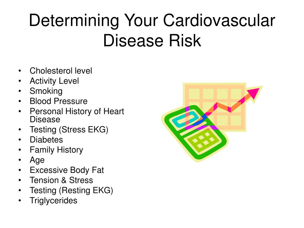 Determining Your Cardiovascular Disease Risk
