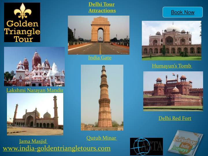 Delhi Tour Attractions