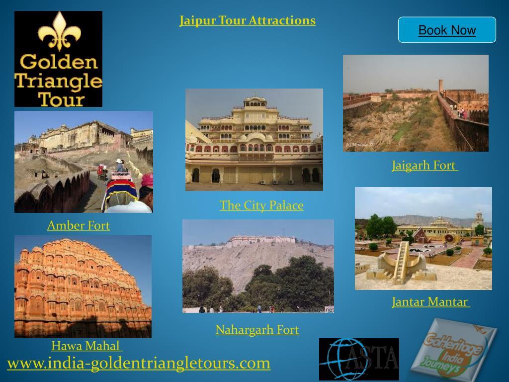 Jaipur Tour Attractions