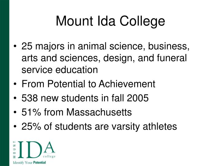 Mount ida college3