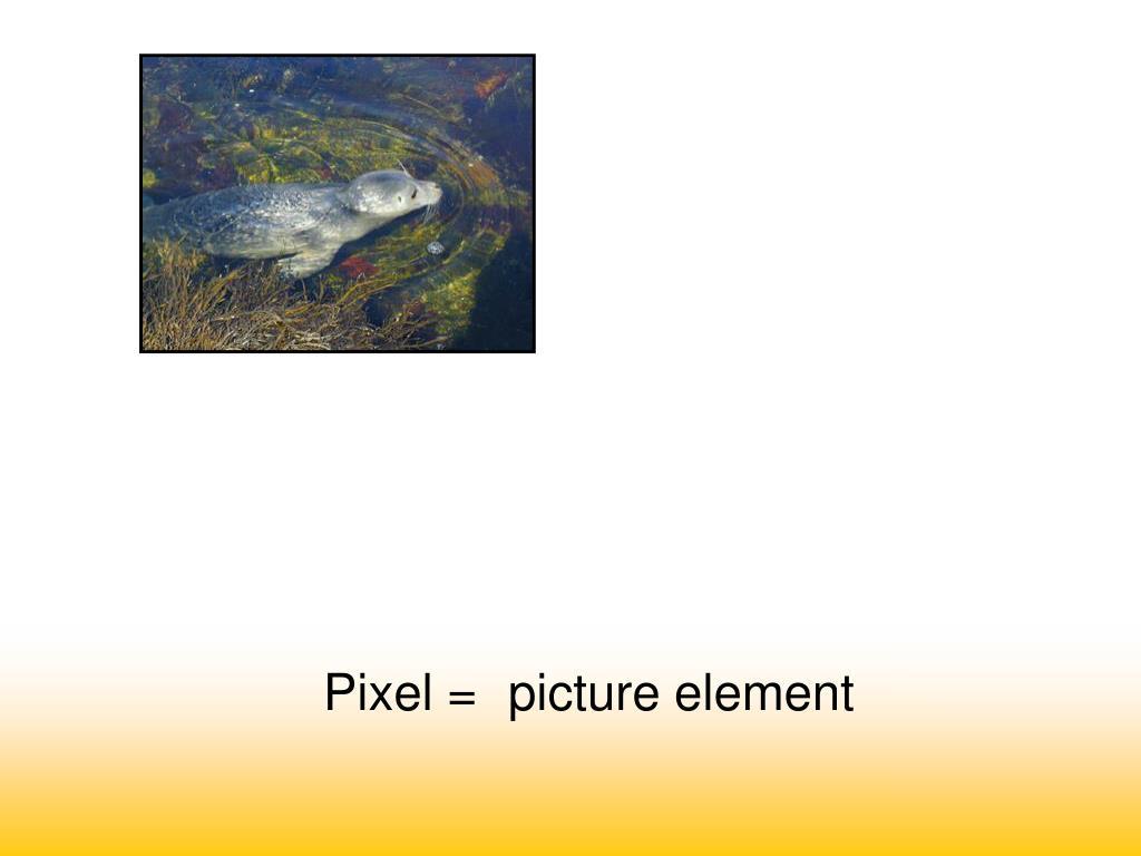 Pixel =