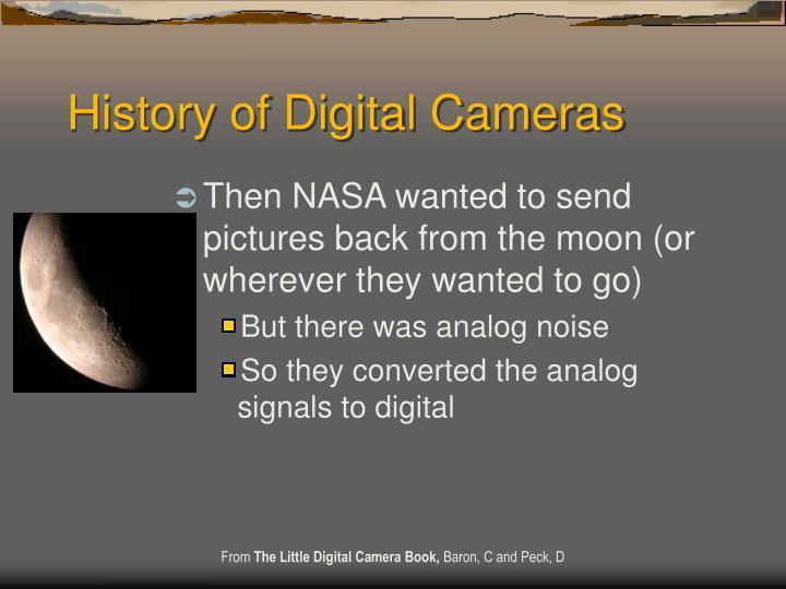 History of digital cameras2