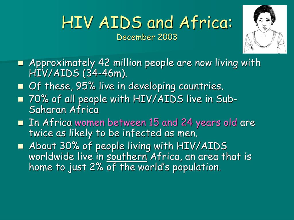 HIV AIDS and Africa: