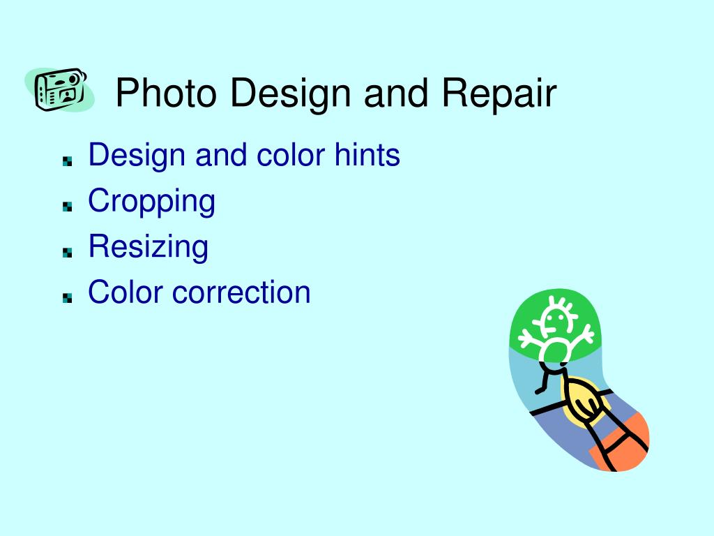 Photo Design and Repair