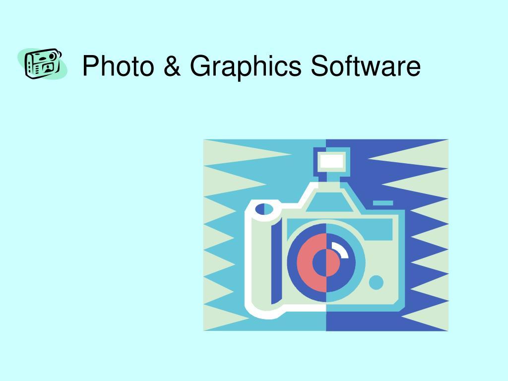 Photo & Graphics Software