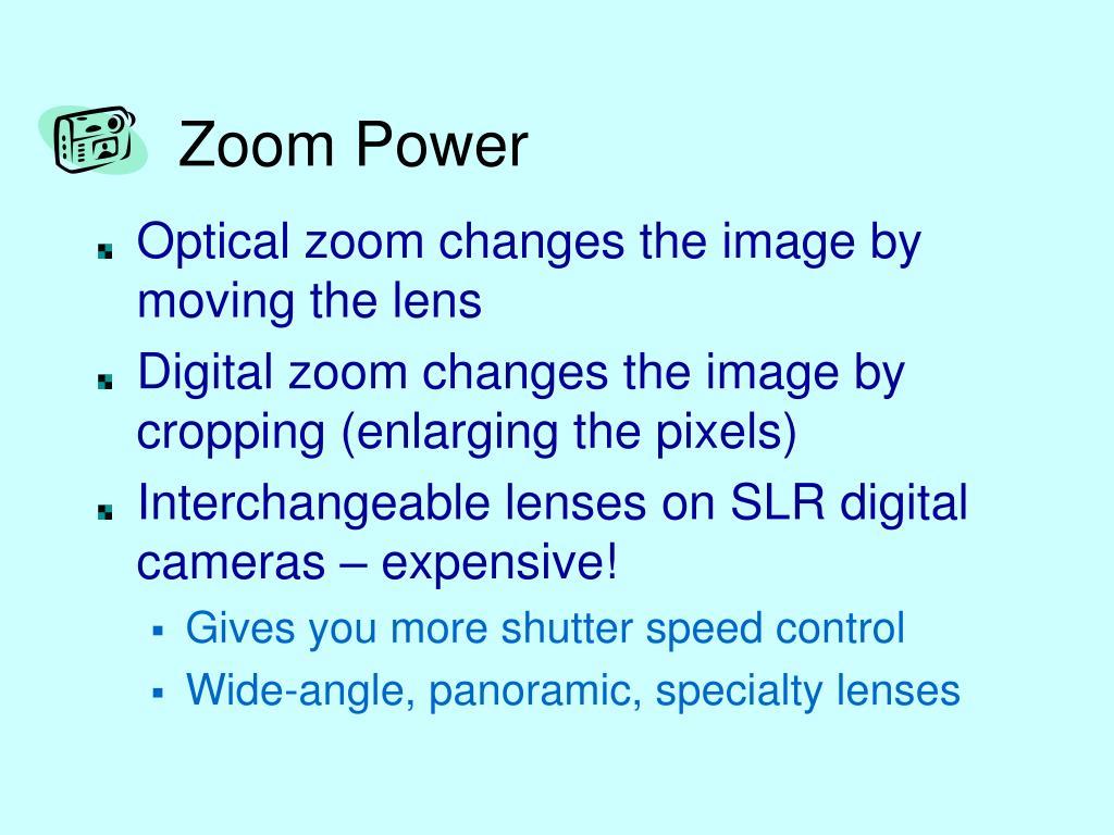 Zoom Power