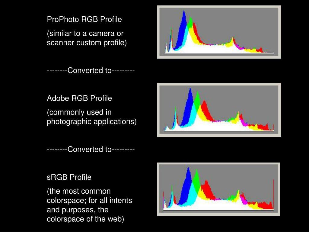 ProPhoto RGB Profile