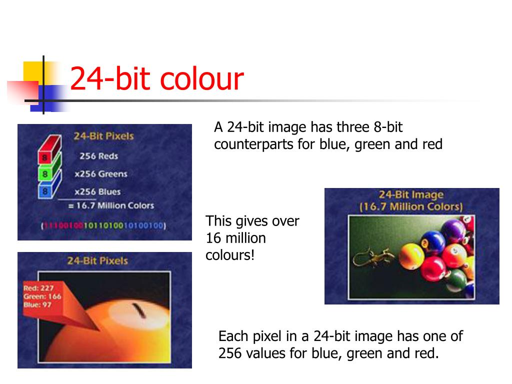 24-bit colour