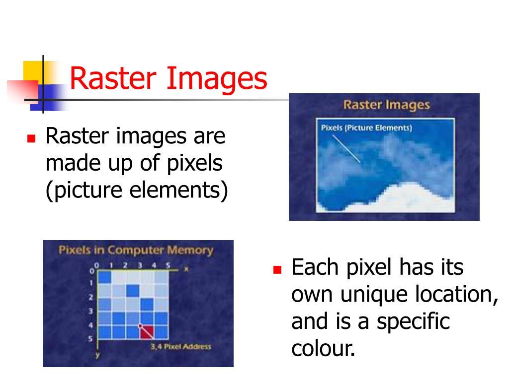 Raster Images