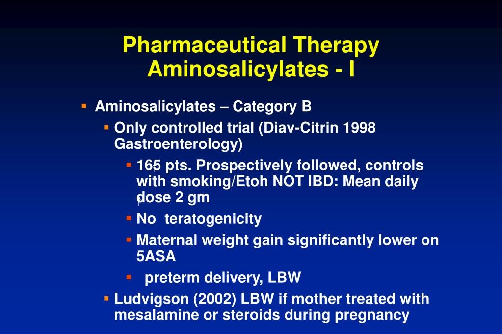 Pharmaceutical Therapy