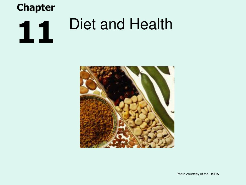 diet and health l.
