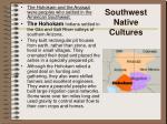 southwest native cultures