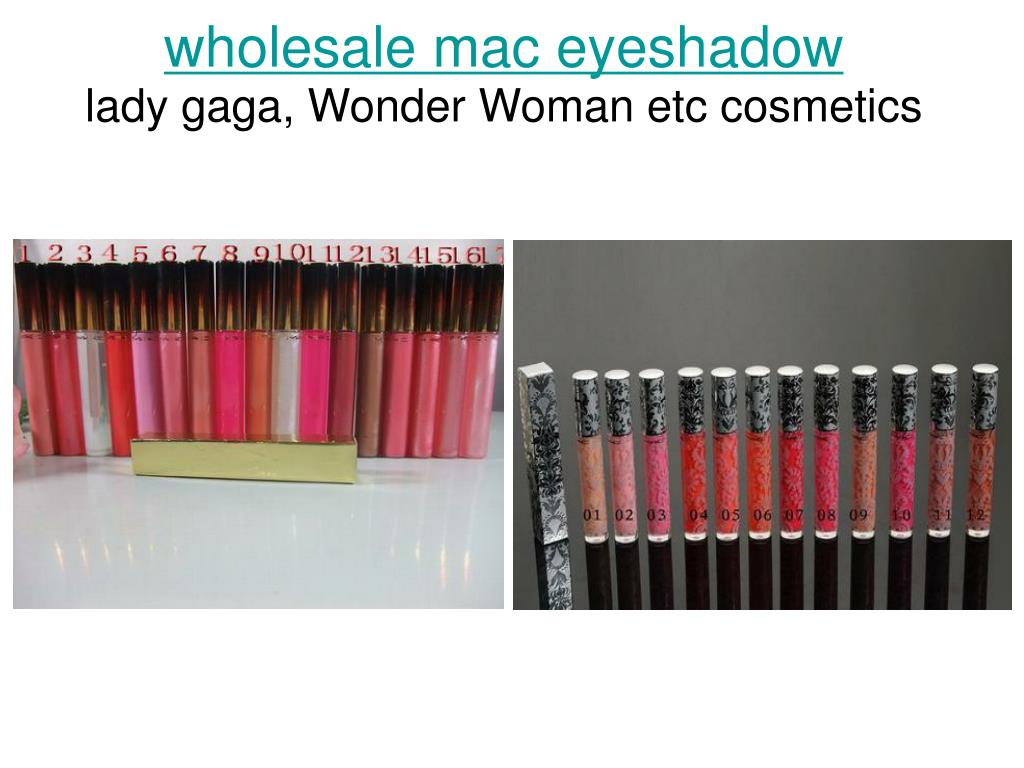 wholesale mac eyeshadow